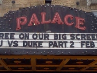 Palace hosting SU vs. Duke game on the big screen