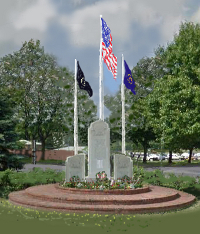 Eastwood Veteran's Monument